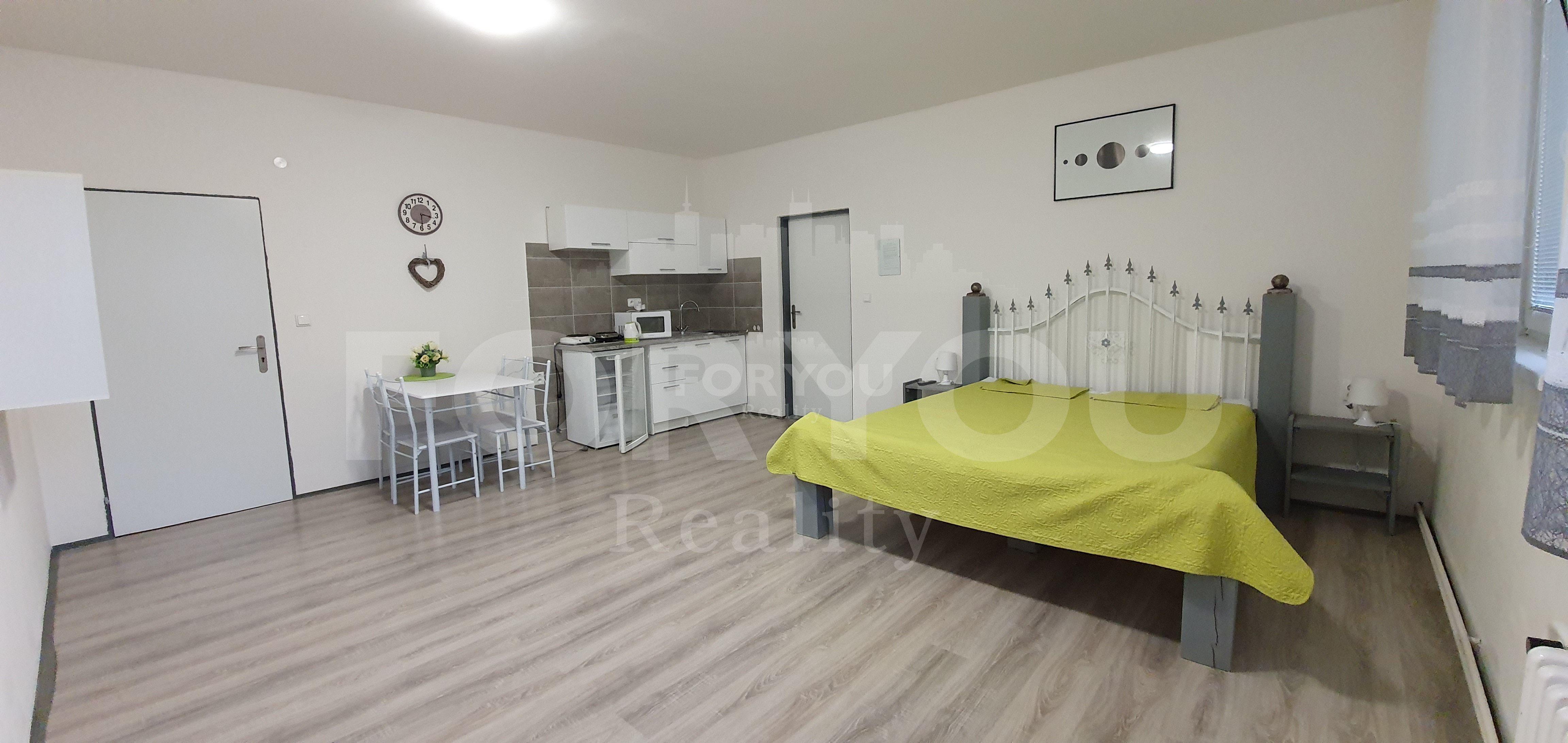 Apartmán 36m2 (1+kk) Bystřice